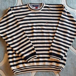 Vintage Tommy Hilfiger striped sweater
